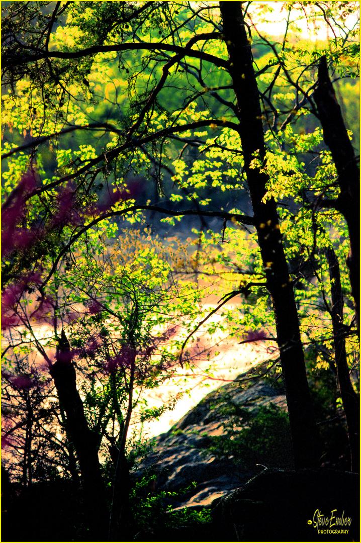 Great Falls Impression No.1