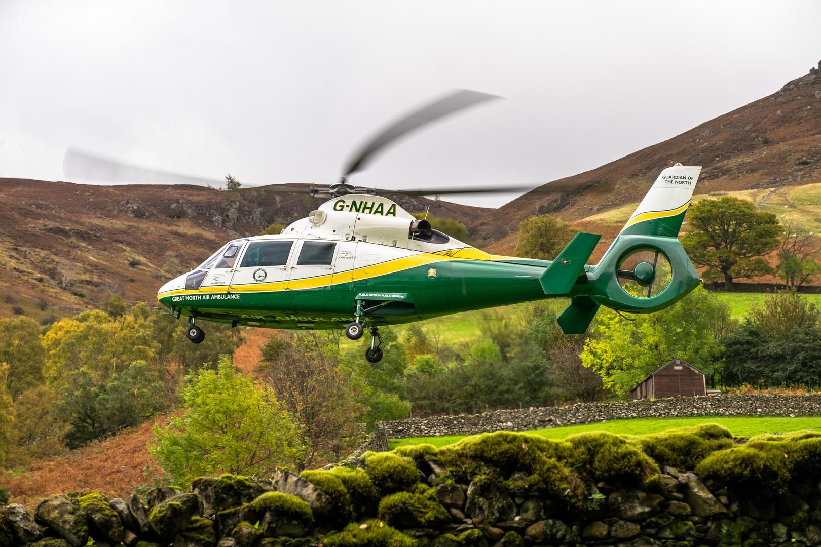 """""""Great North Air Ambulance"""""""
