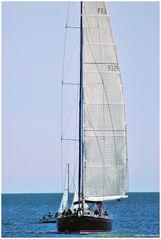 Great sailing mast