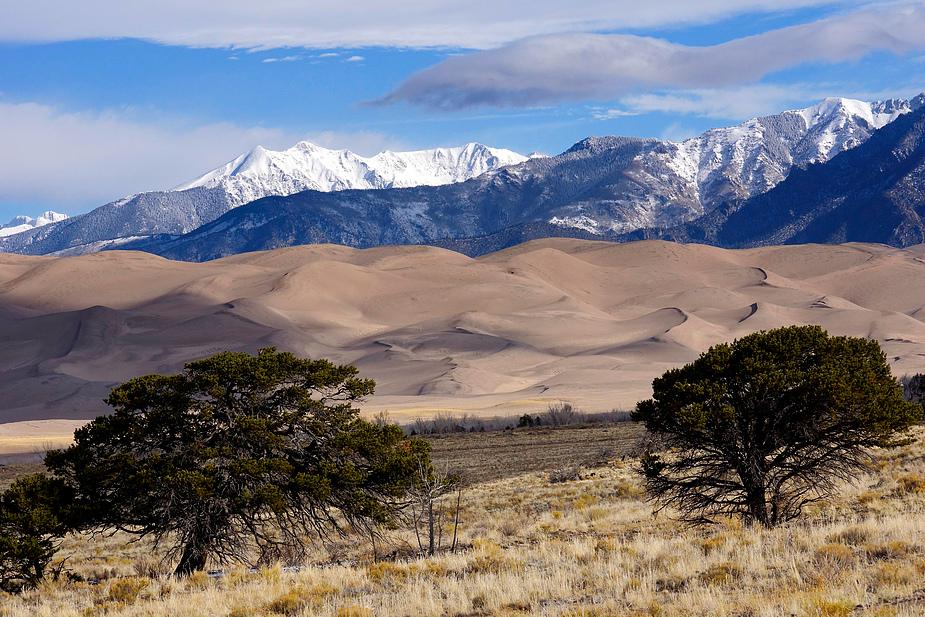 Great-Sand-Dunes, Colorado