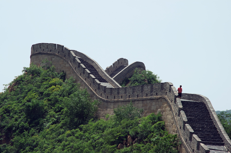 Great Wall ....