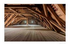 Greckenschloss - Dachboden