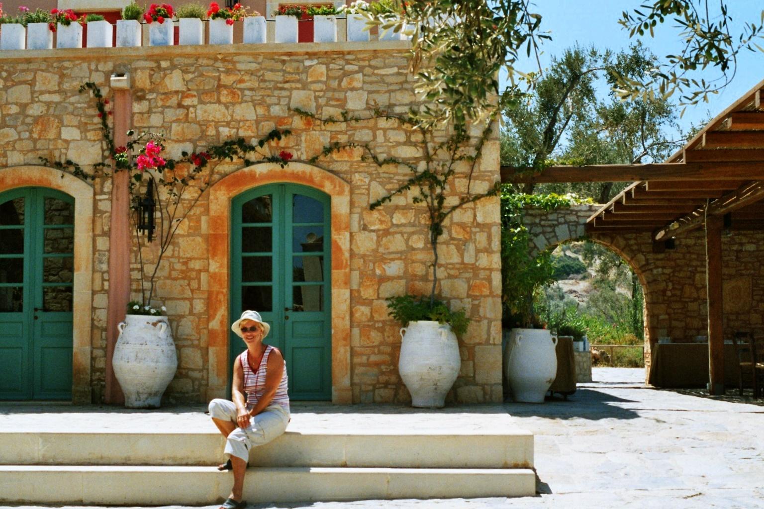 Greco Farm auf Kreta