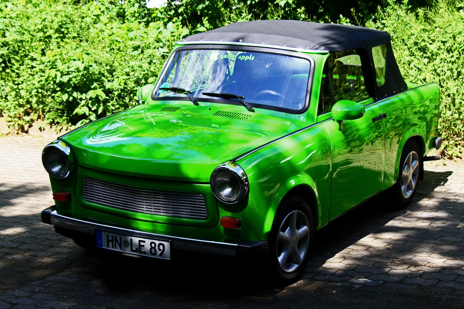 Green-Apple Plaste...