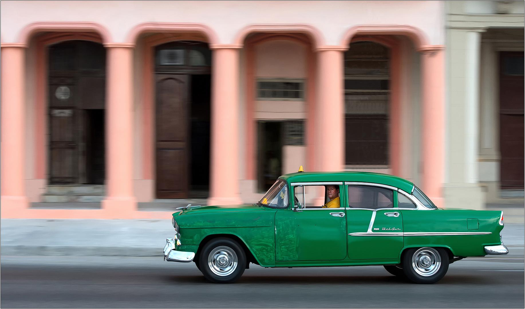 Green Cab - Havanna