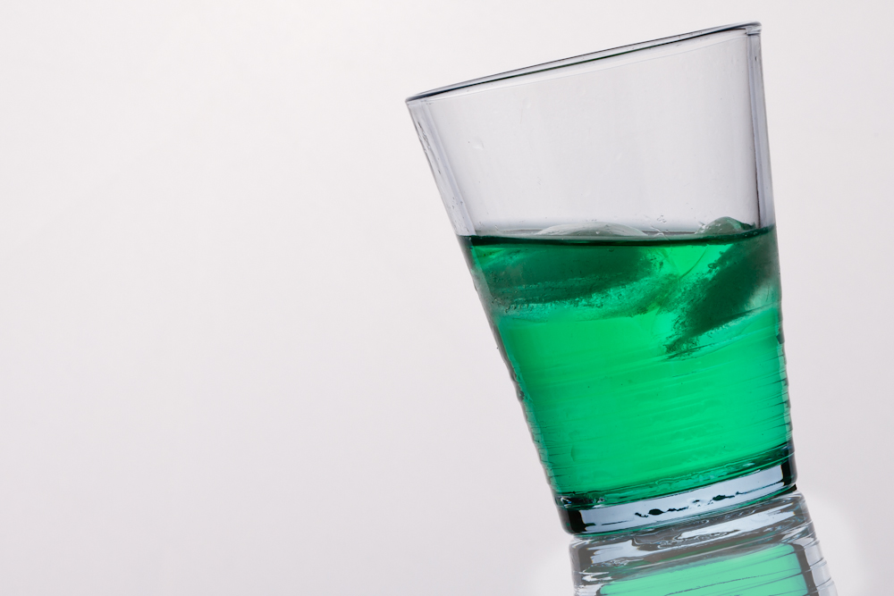 green Cocktail 2