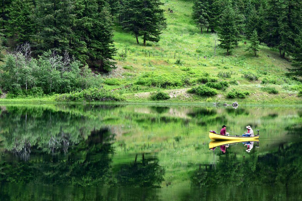 Green Lake, Kanada