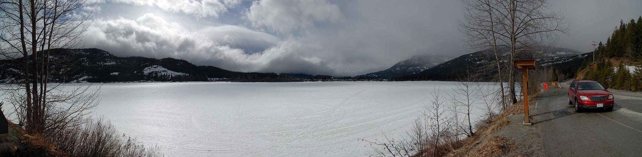 Green Lake - Whistler, B.C.