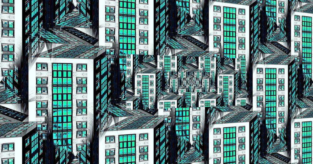 Green Lighted City XX