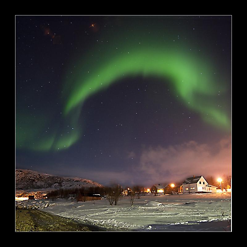 ...green nights in Norway....