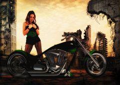 green raider
