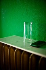 :: green room :: glass ::