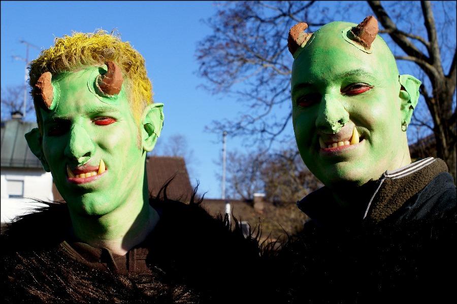 Greenhorns ;-) ...