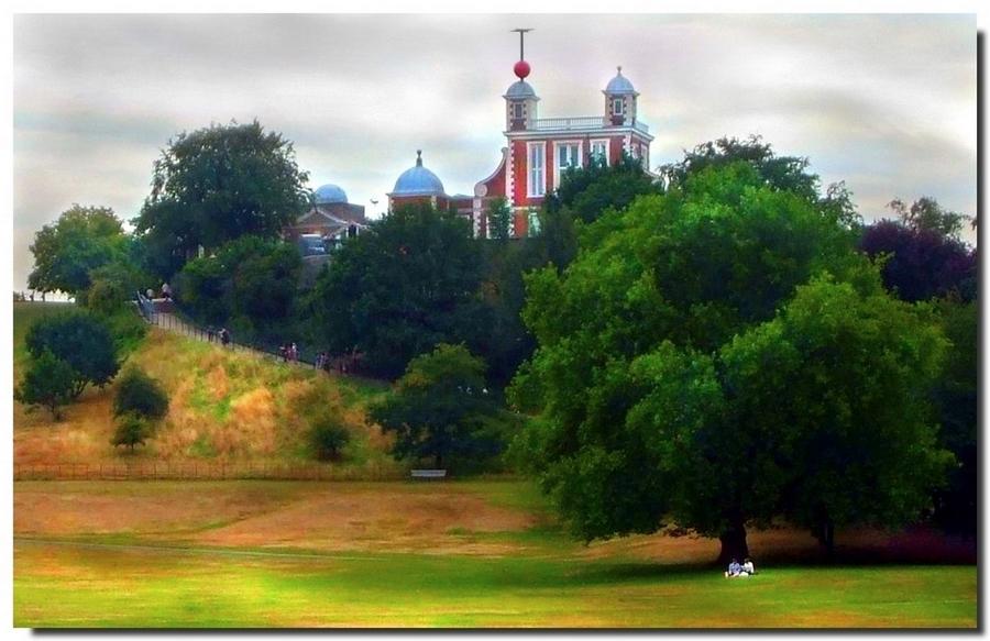 Greenwich. Proyecto de Edición de Angie J.J.