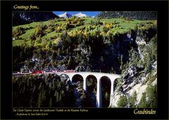 Greetings from Graubünden
