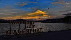Greetings from Klagenfurt
