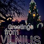 Greetings from Vilnius