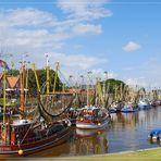 Greetsiel - Hafen