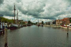 Greifswald Hafen