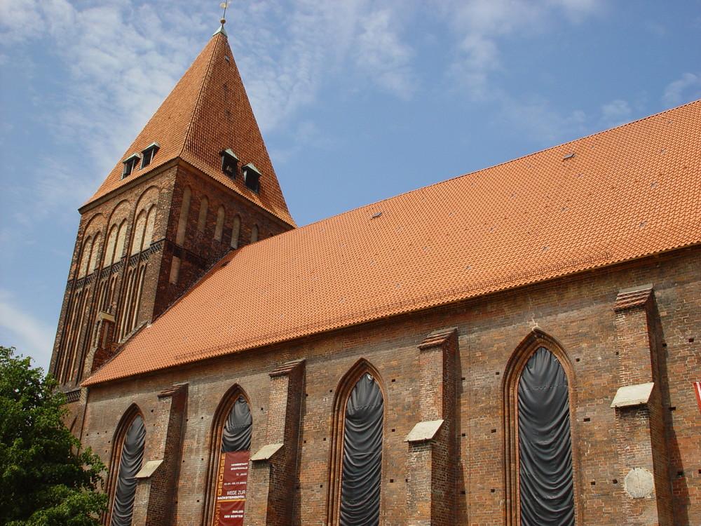 Greifswald - St.-Jacobi-Kirche