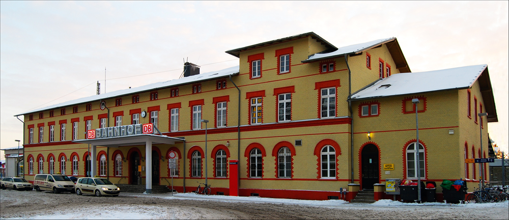 """"""" Greifswalder Bahnhof """""""