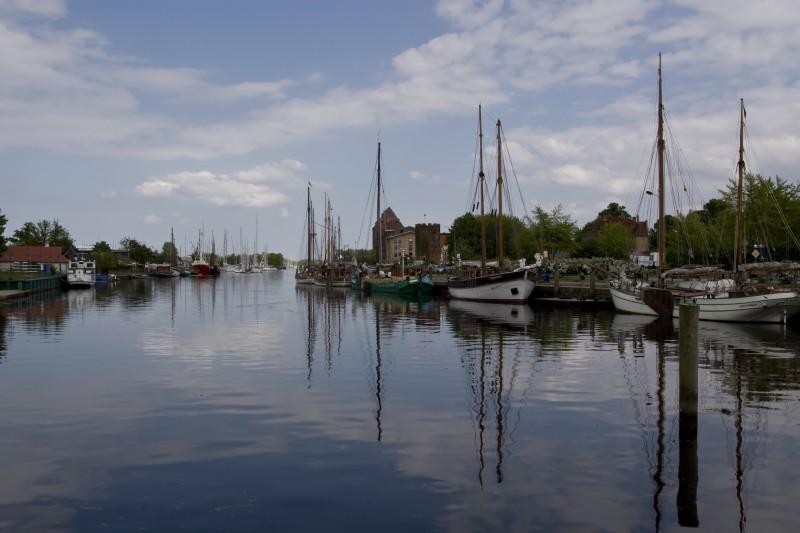 Greifswalder Museumshafen
