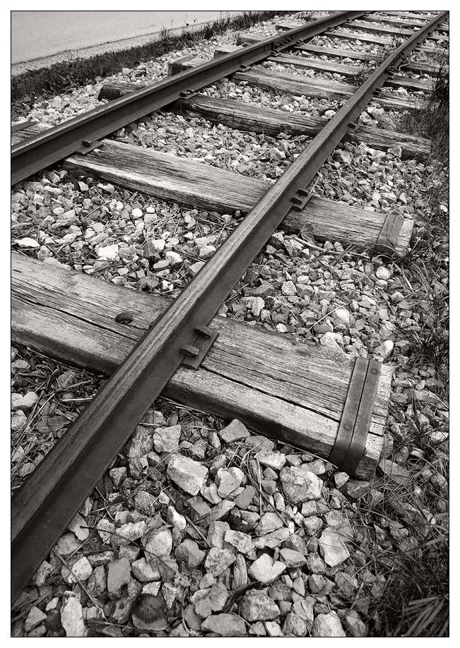 Greise Gleise