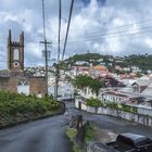 Grenada Cathedral nach dem Brand