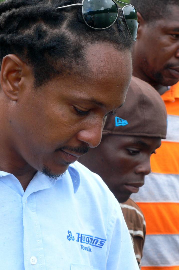 Grenada - und seine Einwohner