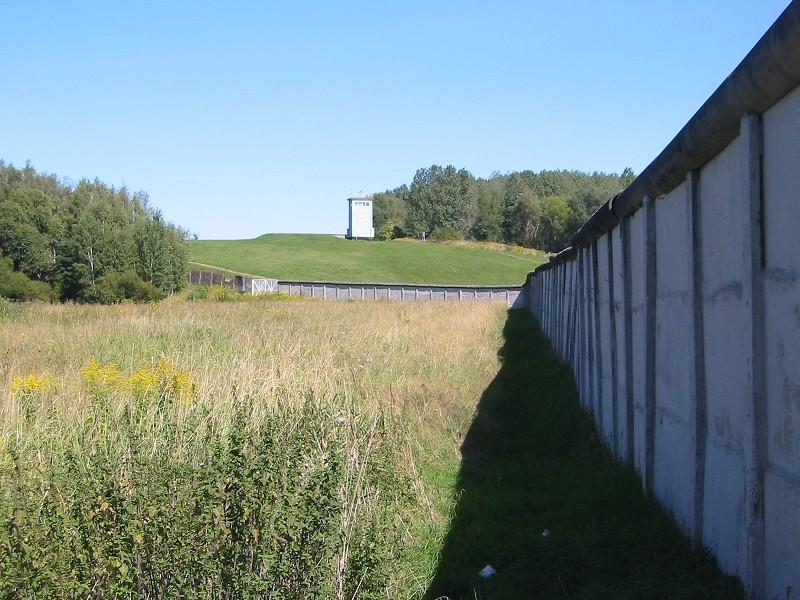 Grenzanlage bei Hötensleben