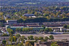 Grenzbahnhof Aachen West