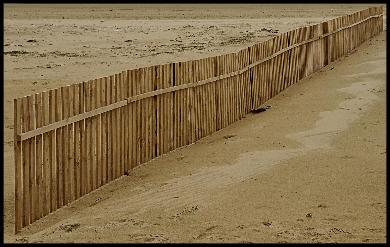 Grenzbefestigung