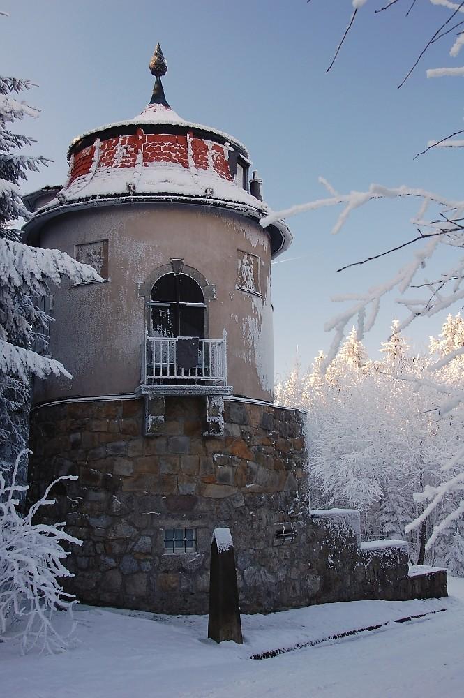 Grenzlandturm bei Bärnau