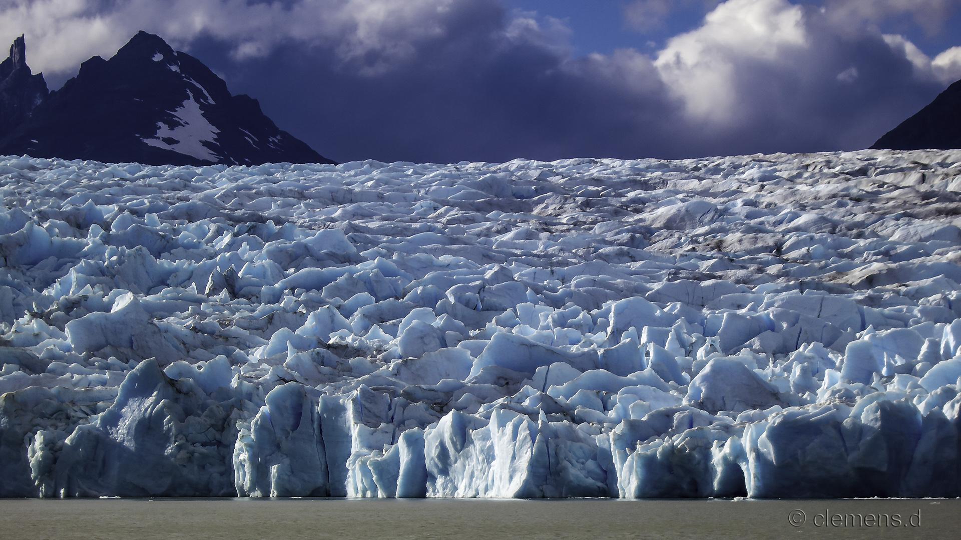 Grey Gletscher 1