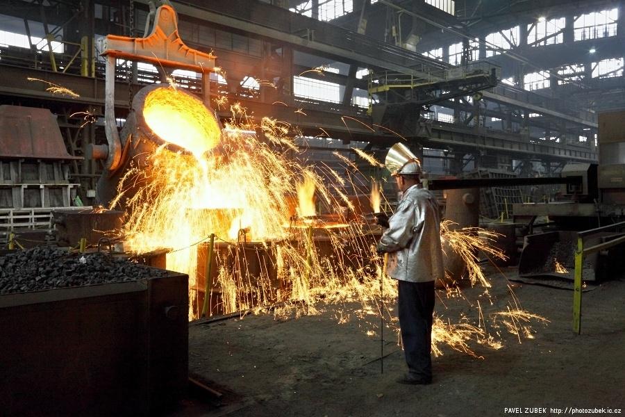 Grey iron casting foundry