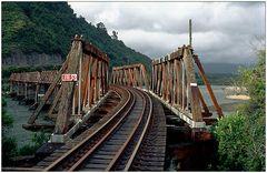 Greymouth Railway Bridge
