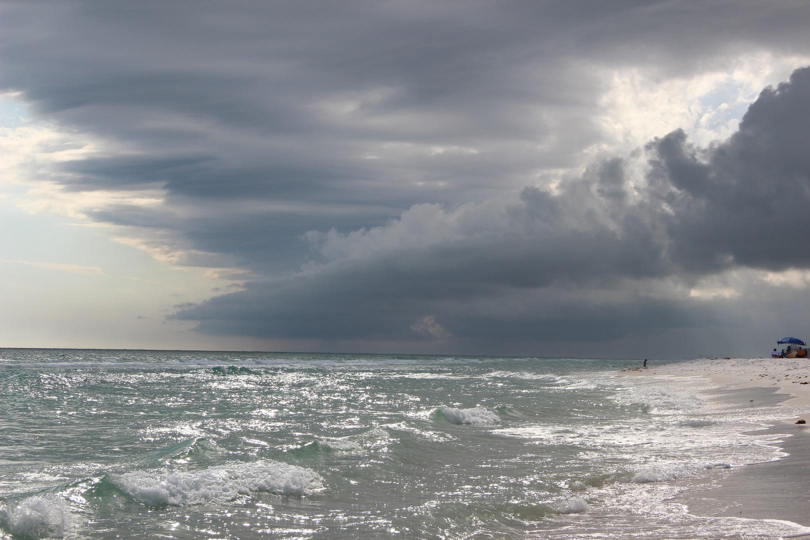 """Greyton Beach - USA - Florida: """"Ruhe vor dem Sturm"""""""