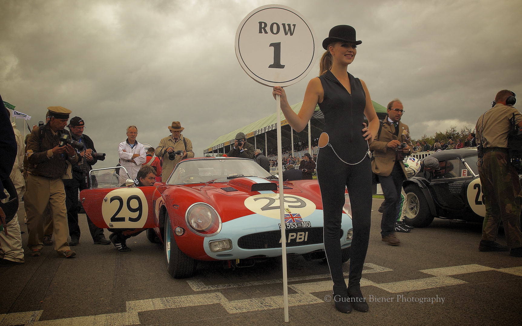 Grid TT Celebration, Ferrari 250 GTO/64.....