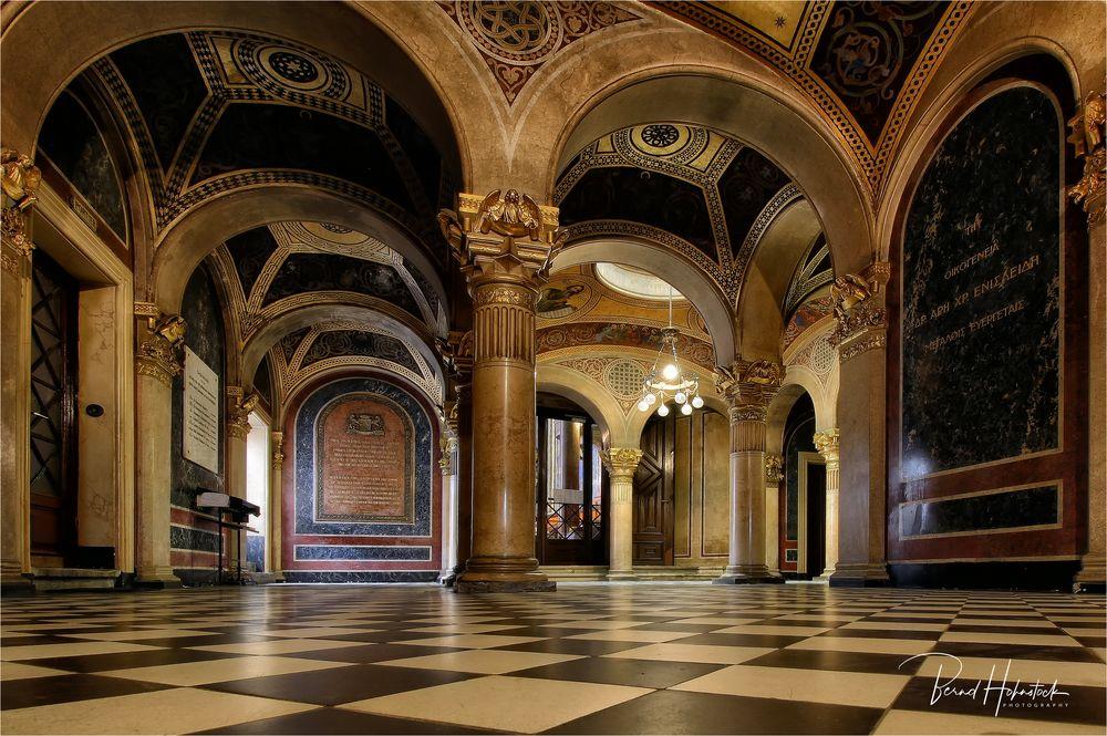 Griechenkirche zur Heiligen Dreifaltigkeit zu Wien ...