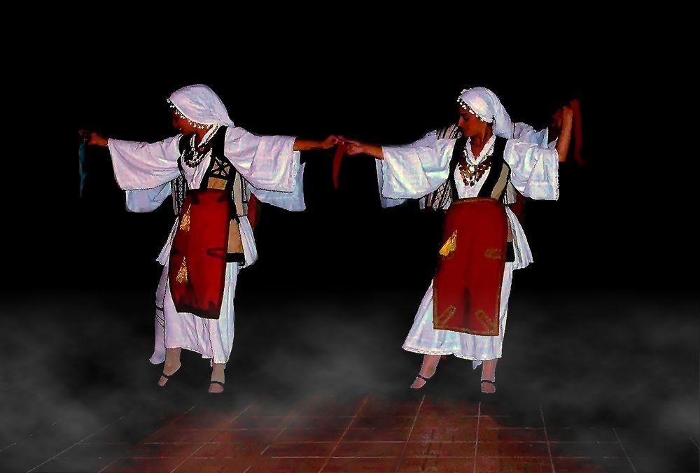 GRIECHENLAND   - Chasapikos -