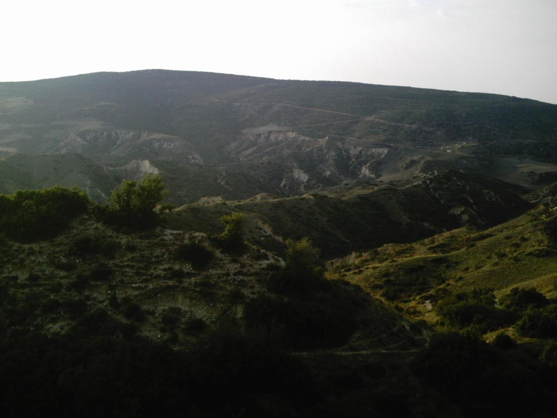 Griechenlands Berge
