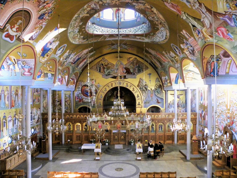 Griechisch Orthodoxe Kirche Foto & Bild | architektur