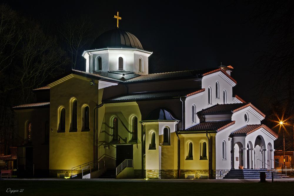 Griechisch Orthodoxe Kirche Herten 1
