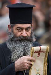 griechisch orthodoxer Priester