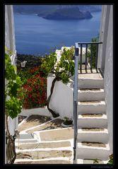 Griechische Dorf-idylle