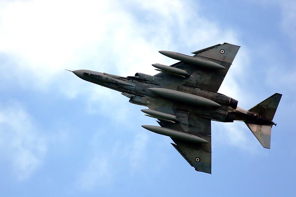 Griechische F-4 Fly-in Leuwaarden
