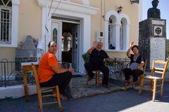 Griechische Freundlichkeit