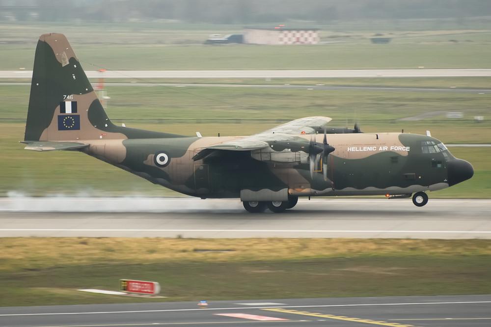 Griechische Luftwaffe Flugzeuge