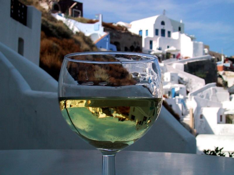 griechischer Wein