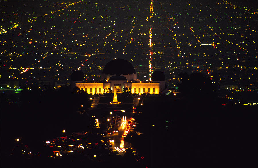 [Griffith Observatory ]